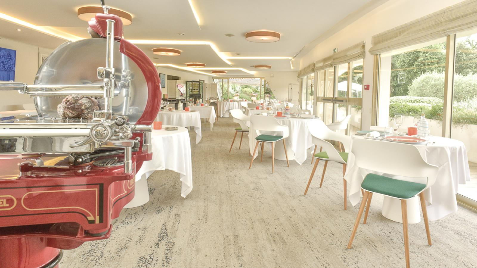 Au Jardin de la Vague, restaurant de La Vague de Saint-Paul