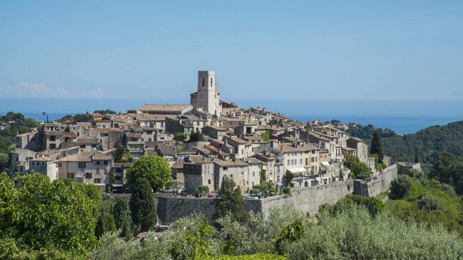 © Office de Tourisme de Saint-Paul de Vence
