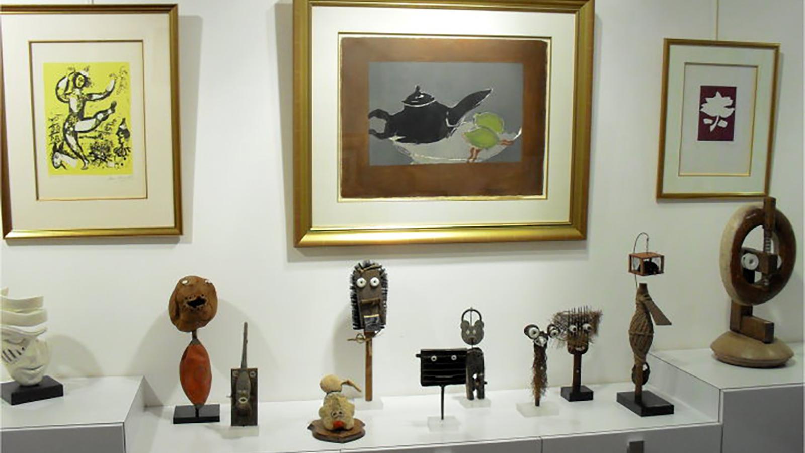 Galerie Frédéric Gollong