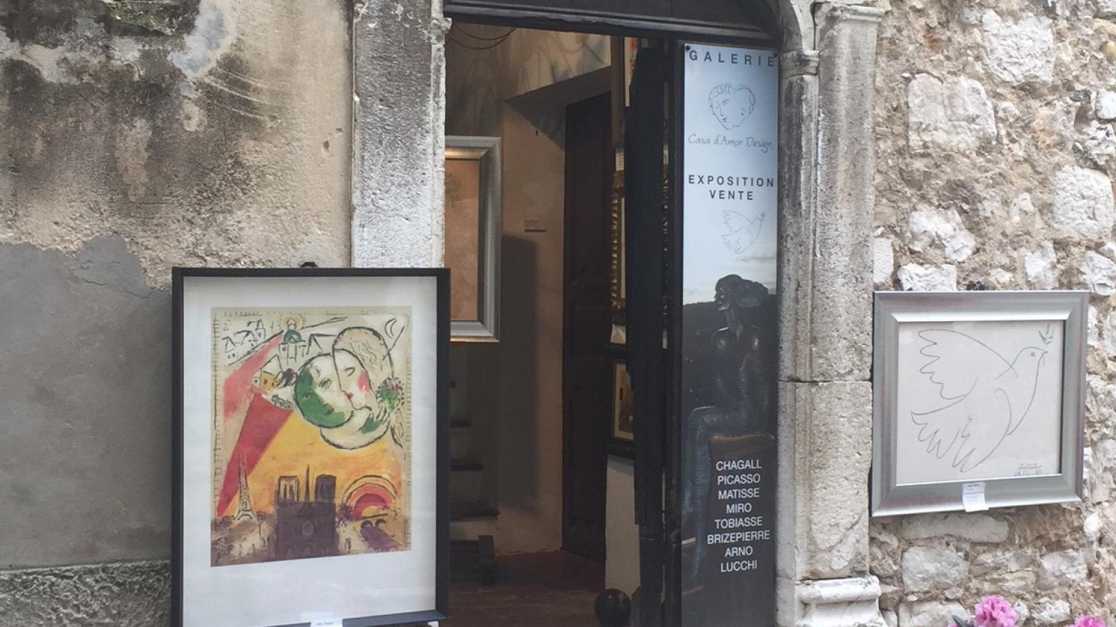 Galerie Casa d'Amor Design - Isabelle de Botton
