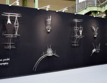Vase des Tuileries VIII - Galerie Bogéna