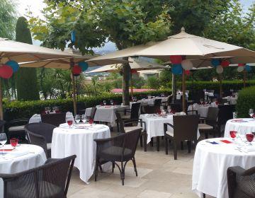 Garden Party à la Table de Pierre