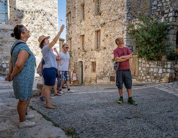 Visite guidée proposée par l'Office de Tourisme
