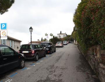 Parking public Chemin des Gardettes