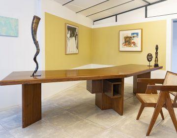 Courtesy de la galerie Catherine Issert, galerie Afrique- Alain Dufour, galerie Zlotowski et de la collection Jacques Dworczak, 2020.