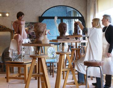 Stage de sculpture avec Martine Wehrel