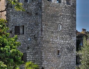 La torre dell'Esperon
