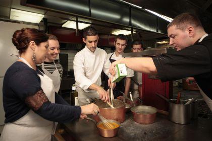 Cours de cuisine Alain Llorca