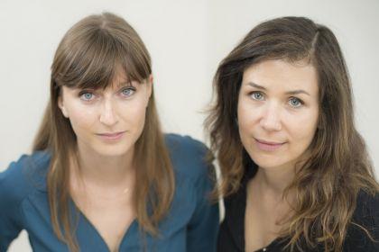 Marion Menardy & Florence Feuardent