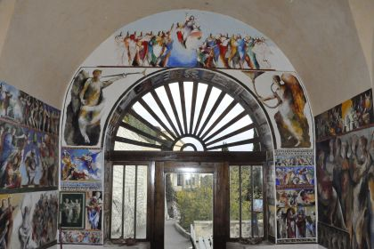 La chapelle Saint Charles Saint Claude