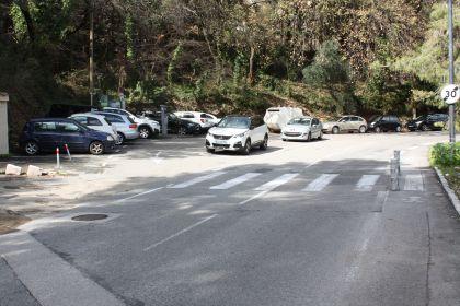 Parking public Route de Vence