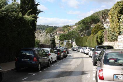 Parking public Route des Serres