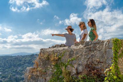 Visites guidées proposées par l'Office de Tourisme de Saint-Paul de Vence