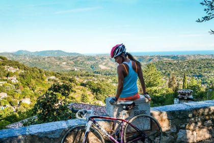 Boucle vélo Les Gorges du Loup