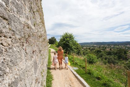 Boucle des fortifications