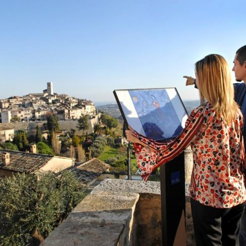 Sur les pas de Marc Chagall